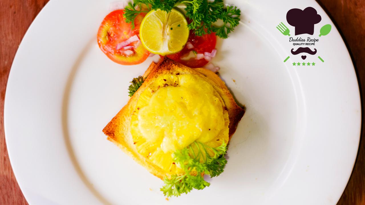 pineapple sandwich – Easy Recipe