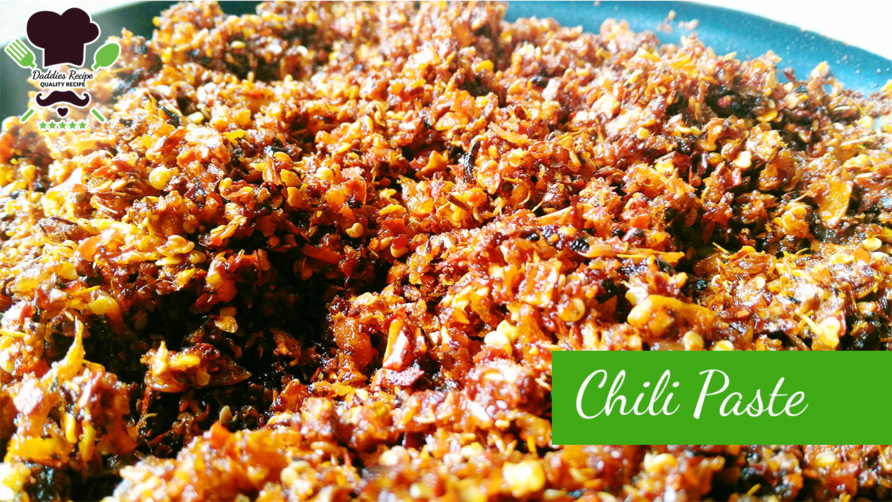 How to make Chili Paste – Chili Paste Recipe
