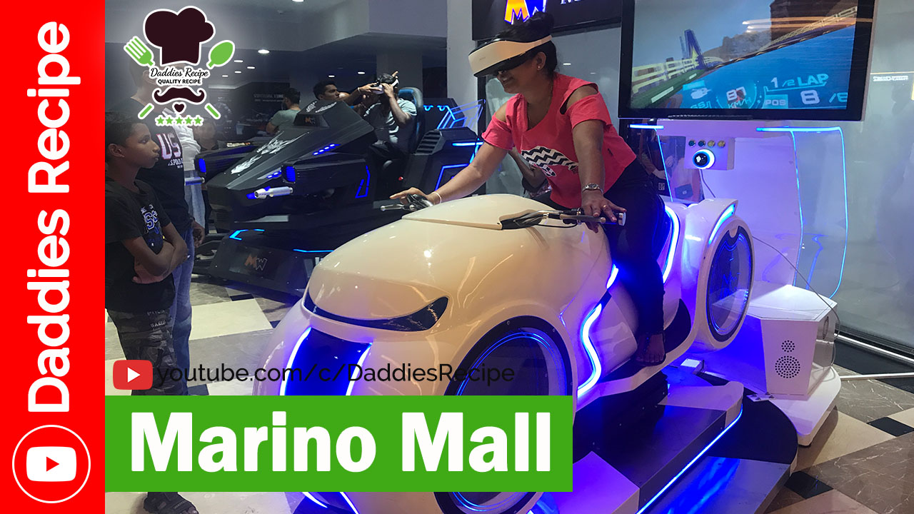 Marino Mall Colombo – VR GAMING (Marino World)